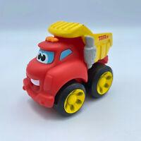 Tonka Dump Truck 2008 Chuck & Friends Red Hasbro Plastic Kid Toy