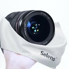 Selens Microfiber Cleaner Cleaning Cloth Square for Screen iPhone Lens Filter