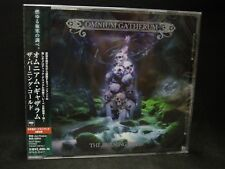OMNIUM GATHERUM The Burning Cold + 2 JAPAN CD Insomnium To/Die/For Amoral Finlan