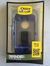 Otterbox Defender Inner Shell ONLY iPhone 4 4S Blue