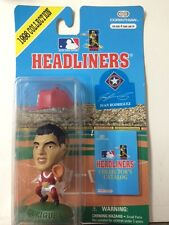 IVAN RODRIGUEZ HEADLINERS FIGURE 1998 COLLECTION-FREE SHIPPING