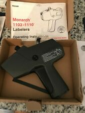 Avery Dennison Monarch 1110 Labeling Marking Price Gun Ink Roller Included
