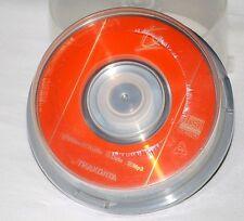 10 MINI CD-R TRAXDATA  8CM CD-R
