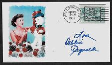 Debbie Reynolds Ltd Edition Collector's Envelope w Reproduction Autograph *1049