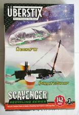 UBERSTIX Think Outside the Blox! Scavenger Recycling Series Pirateship & UberFo
