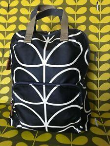 Orla Kiely Backpack Tote Bag