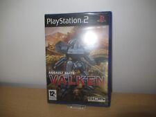 Asalto Encaja Valken Sony Playstation 2 PS2 Pal Nuevo Empaquetado Pal