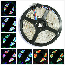 5M 16.4ft 12v SMD RGB 3528 IP65 Waterproof 300 LED Flexible Tape Strip Light