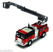 Chicago Fire Department CFD Ladder Truck 1:64 Scale Engine #17 Diecast