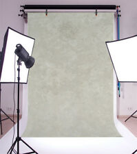 5x7Ft Vinyl Light Gray Gradient Background Photography Photo Backdrop Props