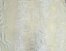 Schneiderei Bluse Material 43 breite Brokatstoff basteln Nähen um 1 Meter
