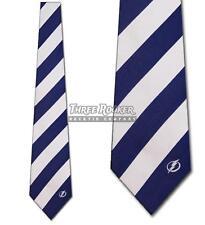 Lightning Ties Tampa Bay Lightning Neckties Mens Licensed Football Neck Tie NWT