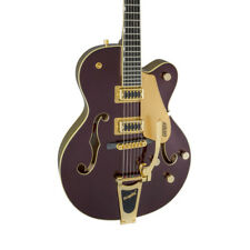 Gretsch G5420tg Electromatic Hollow Body Single Cut Bigsby Dark Cherry Metallic