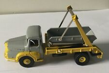 ATLAS DINKY SUPERTOYS 38A CAMION UNIC MULTIBENNE MARREL 1/43 ALLOY DIECAST MODEL