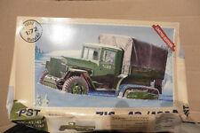 PST 1/72 HALF TRACK ZIS-42/42M MODEL KIT BOXED