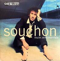 Alain Souchon CD Single Foule Sentimentale - France (EX/M)