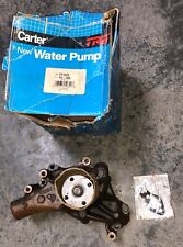 Engine Water Pump Carter FP1525 Vintage Buick Chevrolet GMC Automobile Part
