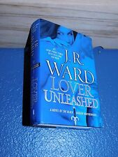 Lover Unleashed  by J. R. Ward HC/DJ 1st FREE SHIPPING 9780451233165