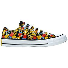 Converse THE SIMPSONS EU 37 US 4,5 Chucks Chuck Taylor All Star Grau 146811 Bart