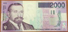 Billet 2.000 Francs Belges Victor HORTA - Parfait état - Edition 1994