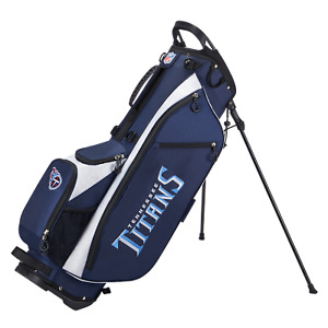 Wilson Staff - All New NFL Carry Golf Bag - Tennessee Titans - 2021
