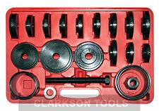 Cojinete De Rueda eliminación conjunto de herramientas profesional Kit Para Rueda Delantera Disco Heavy Duty