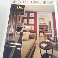 Architectural Digest Magazine Before & After Issue February 2000 071117nonrh