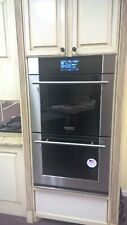 """New listing Viking Professional Virtuoso 30"""" Double Thermal Convection Oven - Mvdoe630Ss"""