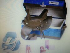 American Girl Doll Nikki's Horse JACKSON TACK BOX Saddle Bags Brush NIB