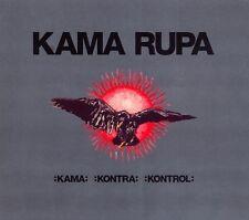 Kama Rupa -  Kama Kontra Kontrol Digipak CD Black Ambient Fast Shipping!