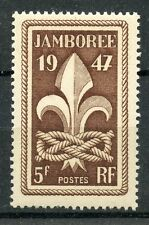 STAMP / TIMBRE FRANCE NEUF N° 787 ** JAMBORE SCOUT
