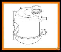 Vase expansion d eau Renault Clio 2 Kangoo Dacia Logan * neuf et garanti *