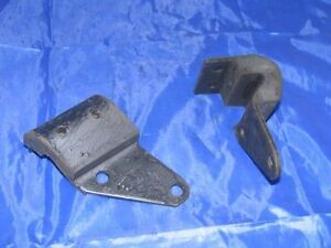 2 Rear Motor Mounts 52 53 54 55 56 57 Pontiac - New