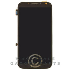 LCD Digitizer Frame Assembly for Samsung N7105 i317 T889 Galaxy Note II Silver