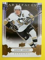 2009-10 Upper Deck Artifacts #60 Sidney Crosby Pittsburgh Penguins