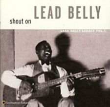 Lead Belly, Leadbell - Shout on: Leadbelly Legacy 3 [New CD]