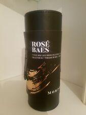 Morphe Brushes Rose Baes Gold Brush Set With Case - 100%authentic BNIP
