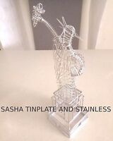 Doodles Destinations Statue of Liberty Wire New York City Architectural Model