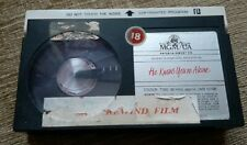 BETAMAX FILM TAPE -  HE KNOWS YOU'RE ALONE - 1980 - DON SCARDINO - MGM VIDEO