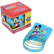 Mickey Mouse Primavera Bobina Slinky Diversión Niños Juguete Magic Elástico rebotando baja escaleras
