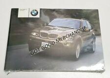 2005 BMW X5 OWNERS MANUAL V6 3.0i V8 4.4i 4.8i FORMULA 1 LUJO TOP LINE SPORT SUV