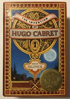 Hardcover Book,THE INVENTION OF HUGO CABRET,First Edition 2007 By Brian SELZNICK