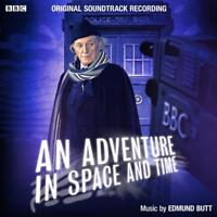 Butt, Edmund - An adventure in Space and Time Neue CD