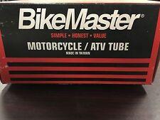 Bikemaster Motorcycle/ATV Tire Inner Tube 3.00-8 TR87 Short 90 degree Metal Stem