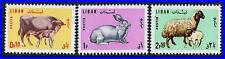 LEBANON 1965 FARM ANIMALS mnh SHEEP, CATTLE, RABBIT  (K-LM-DEC)
