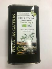 huile d'olive vierge extra ecologique