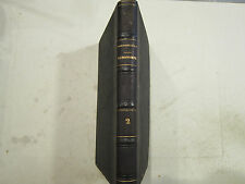 BOUSSINGAULT   agronomie ,chimie agricole physiologie 1861 +PLAN  RARISSIME  TBE