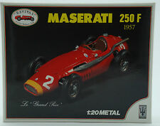 Revival 1:20 - Maserati 250-f 1957 kit Metal kit DIECAST-NEW