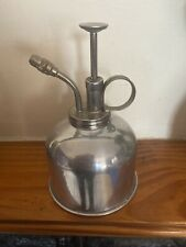 Small Metal Water Can Pump/ Rose / Garden