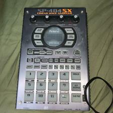 [USED] ROLAND LINEAR WAVE SAMPLER SP-404SX Compact Sampler From Japan